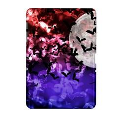 Bokeh Bats in Moonlight Samsung Galaxy Tab 2 (10.1 ) P5100 Hardshell Case