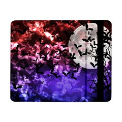 Bokeh Bats In Moonlight Samsung Galaxy Tab Pro 8 4  Flip Case
