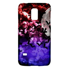 Bokeh Bats In Moonlight Samsung Galaxy S5 Mini Hardshell Case