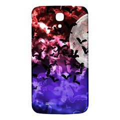 Bokeh Bats In Moonlight Samsung Galaxy Mega I9200 Hardshell Back Case