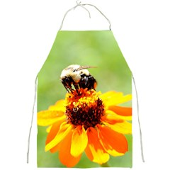 Bee On A Flower Apron