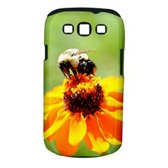 Bee On A Flower Samsung Galaxy S Iii Classic Hardshell Case (pc+silicone)