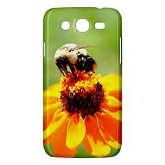 Bee On A Flower Samsung Galaxy Mega 5 8 I9152 Hardshell Case
