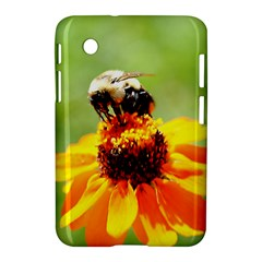 Bee on a Flower Samsung Galaxy Tab 2 (7 ) P3100 Hardshell Case