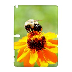 Bee on a Flower Samsung Galaxy Note 10.1 (P600) Hardshell Case