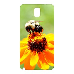 Bee On A Flower Samsung Galaxy Note 3 N9005 Hardshell Back Case
