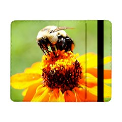 Bee On A Flower Samsung Galaxy Tab Pro 8 4  Flip Case