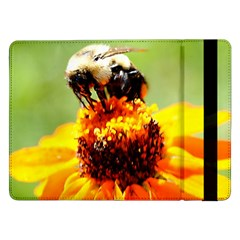 Bee on a Flower Samsung Galaxy Tab Pro 12.2  Flip Case