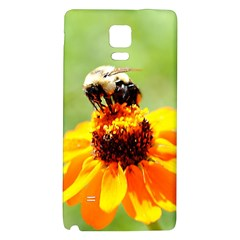 Bee on a Flower Samsung Note 4 Hardshell Back Case