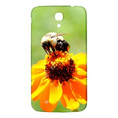 Bee On A Flower Samsung Galaxy Mega I9200 Hardshell Back Case
