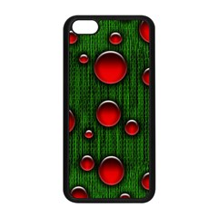 Geek Binary Digital Christmas Apple Iphone 5c Seamless Case (black)