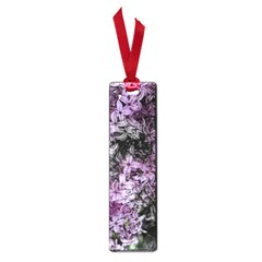 Lilacs Fade To Black And White Small Bookmark