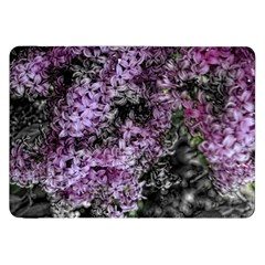 Lilacs Fade To Black And White Samsung Galaxy Tab 8 9  P7300 Flip Case