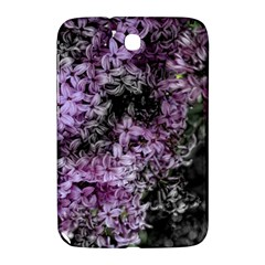 Lilacs Fade To Black And White Samsung Galaxy Note 8 0 N5100 Hardshell Case