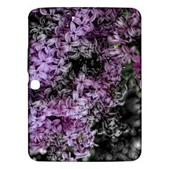 Lilacs Fade To Black And White Samsung Galaxy Tab 3 (10 1 ) P5200 Hardshell Case