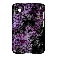 Lilacs Fade to Black and White Samsung Galaxy Tab 2 (7 ) P3100 Hardshell Case