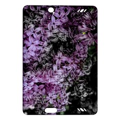 Lilacs Fade to Black and White Kindle Fire HD (2013) Hardshell Case