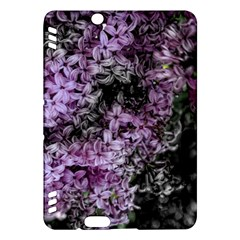 Lilacs Fade to Black and White Kindle Fire HDX Hardshell Case
