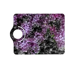 Lilacs Fade to Black and White Kindle Fire HD (2013) Flip 360 Case
