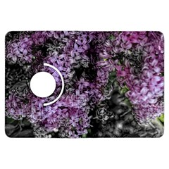 Lilacs Fade to Black and White Kindle Fire HDX Flip 360 Case