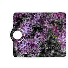 Lilacs Fade To Black And White Kindle Fire Hdx 8 9  Flip 360 Case