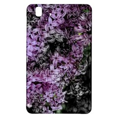 Lilacs Fade to Black and White Samsung Galaxy Tab Pro 8.4 Hardshell Case