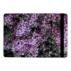 Lilacs Fade To Black And White Samsung Galaxy Tab Pro 10 1  Flip Case
