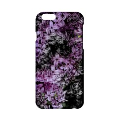 Lilacs Fade To Black And White Apple Iphone 6 Hardshell Case