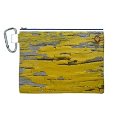 Paint12 Canvas Cosmetic Bag (Large)