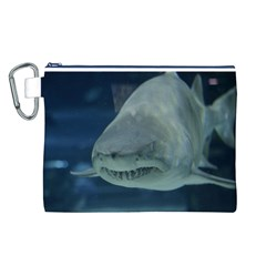 Sharka Canvas Cosmetic Bag (Large)