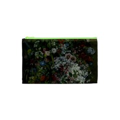 Courbet Bouquet Of Flowers In Vase Cosmetic Bag (XS)