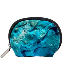 Turquoise Accessory Pouch (Small)