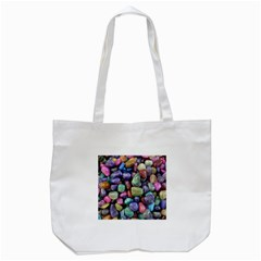 Stones Tote Bag (White)