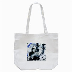 Abstract11 Tote Bag (White)