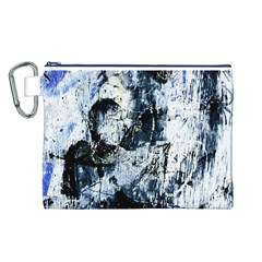 Abstract11 Canvas Cosmetic Bag (Large)
