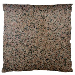 Granite Large Flano Cushion Case (One Side)