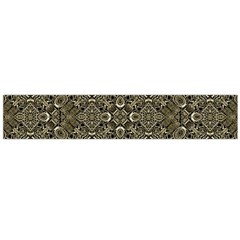 Steam Punk Pattern Flano Scarf (large)