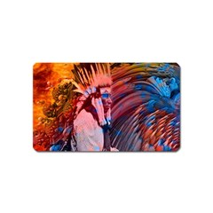 Astral Dreamtime Magnet (name Card)