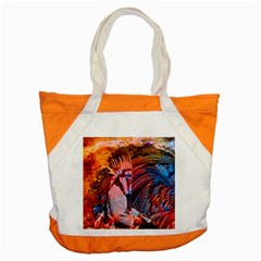 Astral Dreamtime Accent Tote Bag