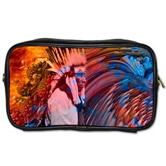 Astral Dreamtime Travel Toiletry Bag (two Sides)