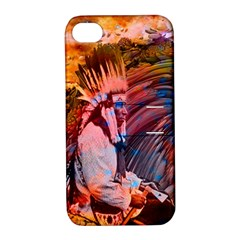 Astral Dreamtime Apple Iphone 4/4s Hardshell Case With Stand
