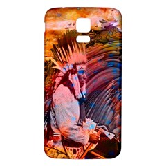 Astral Dreamtime Samsung Galaxy S5 Back Case (white)