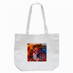 Astral Dreamtime Tote Bag (White)