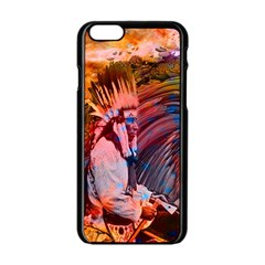 Astral Dreamtime Apple iPhone 6 Black Enamel Case