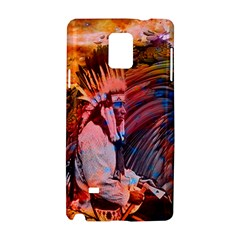 Astral Dreamtime Samsung Galaxy Note 4 Hardshell Case
