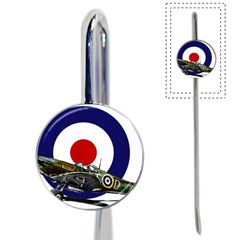 Spitfire And Roundel Bookmark