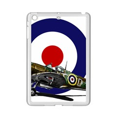 Spitfire And Roundel Apple iPad Mini 2 Case (White)