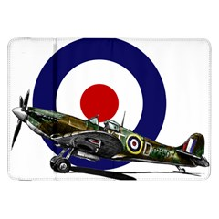 Spitfire And Roundel Samsung Galaxy Tab 8.9  P7300 Flip Case