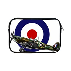 Spitfire And Roundel Apple Ipad Mini Zippered Sleeve