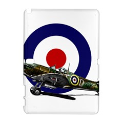 Spitfire And Roundel Samsung Galaxy Note 10.1 (P600) Hardshell Case